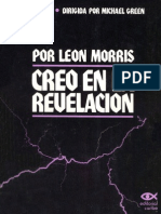 511 - Leon Morris Creo en La Revelacion x Eltropical