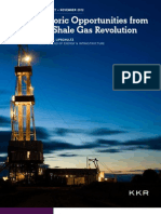 Kohlberg Kravis Roberts Nov. 2012 Report - Historic Opportunities from the Shale Gas Revolution