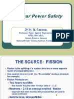 Nuclear Power - Safety