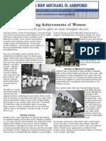 Ashford Achievements of Women March 13