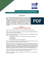 Constituição Estado Rio Janeiro