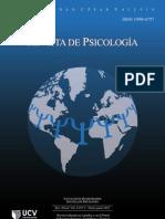 Revista Psicología UCV 2012-1
