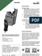 AMB24-SR - Installation Instructions