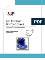 Los Tratados Internacionales