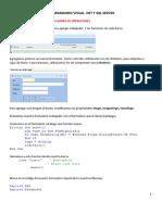Programando Barra
