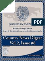 CERES News Digest