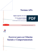 Manual APA 6ª Ed  2011-2012