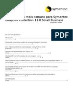 Os Problemas Mais Comuns Para Symantec Endpoint Protection 11