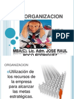 Clase 11 Organizacion Rayado