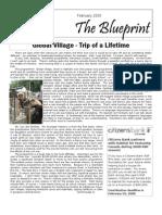 The Blueprint February 2008