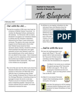 The Blueprint February 2007