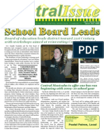 February Central Issue 2009