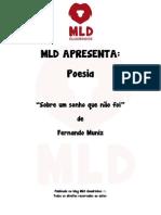 MLD Apresenta - Poesia - Sobre um sonho que não foi