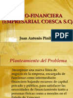 MicroFinanciera COESCA_ Pinilla
