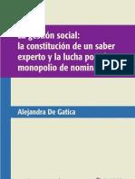 Gestion Social_ La Constitucion de Un Saber Experto