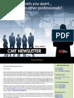 CMT Newsletter Aug 2012