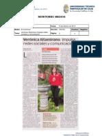 Informe de prensa del 15 al 22 de febrero de 2013