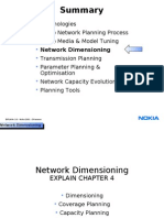 Network Dimensioning_GSM