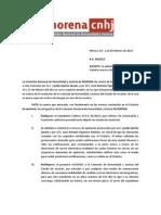 Admisión de RA 04-2013 (Yucatán)