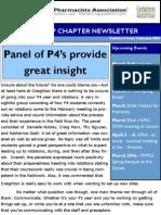 Creighton APhA-ASP February Newsletter