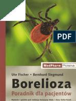 U. Fischer, B. Siemund - Borelioza. Poradnik dla pacjentów