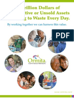 Non Profit Presentation and In-Kind Donations Guide Book