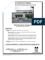 2676 Nina Street, Pasadena | for Lease
