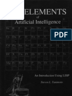 Steven L. Tanimoto - The Elements of Artificial Intelligence (an Introduction Using LISP)