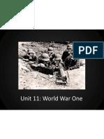unit 11 - wwi website