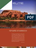 Top Suites of Morocco - Elite Traveler