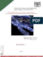 Cuadernillo de Trabajo Biologia I