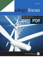Nature Photonics Technology Focus Optical Fiber Sensor
