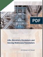 Lifts, Elevators, Escalators and Moving Walkways-Travelators
