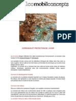 Corrosion Et Protection de l Acier