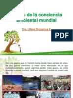 1-Inicios de La Conciencia Ambiental Mundial