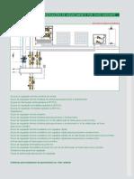 Componentes para instalações de aquecimento por piso radiante
