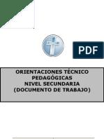 Otp - Secundaria 2010