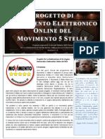 Progetto Parlamento Elettronico M5S v012
