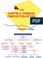 Chemical Composition of Cell