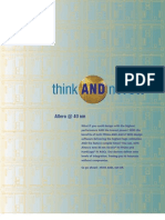Altera 40-Nm Stratix IV FPGAs and HardCopy IV ASICs