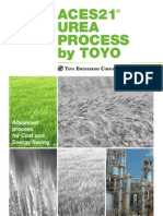 Urea Toyo ACES21_Brochure