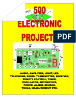 Electronic Projects Pdf