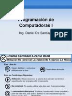 4400687 CM217 Programacion de Computadoras I