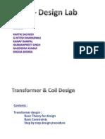 Transformer Design