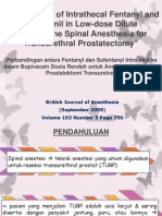 Jurnal Anestesi - Fentanil and Sufentanil