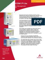 p13x Brochure