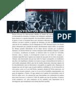 Los Inventos Del III Reich