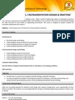 Electrical Instrumentation Design & Drafting