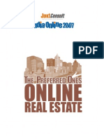 JuxtConsult India Online 2007 Online Real Estate Report