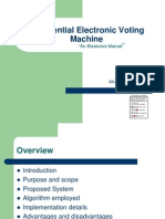 preferential  Electronic Voting Machine final ppt.ppt